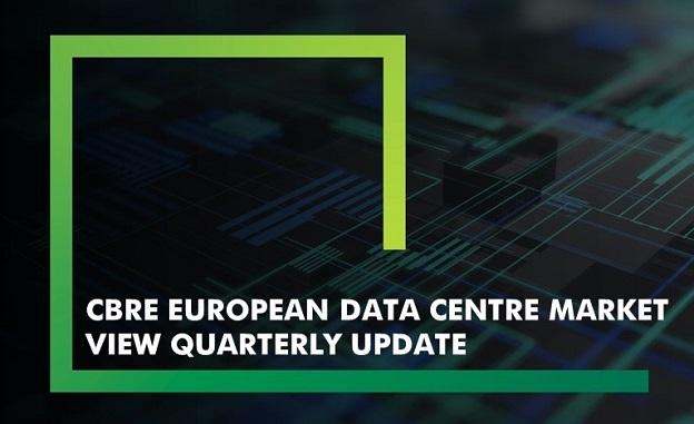 Listen to CBRE's European Data Centre Market View Quarterly Update