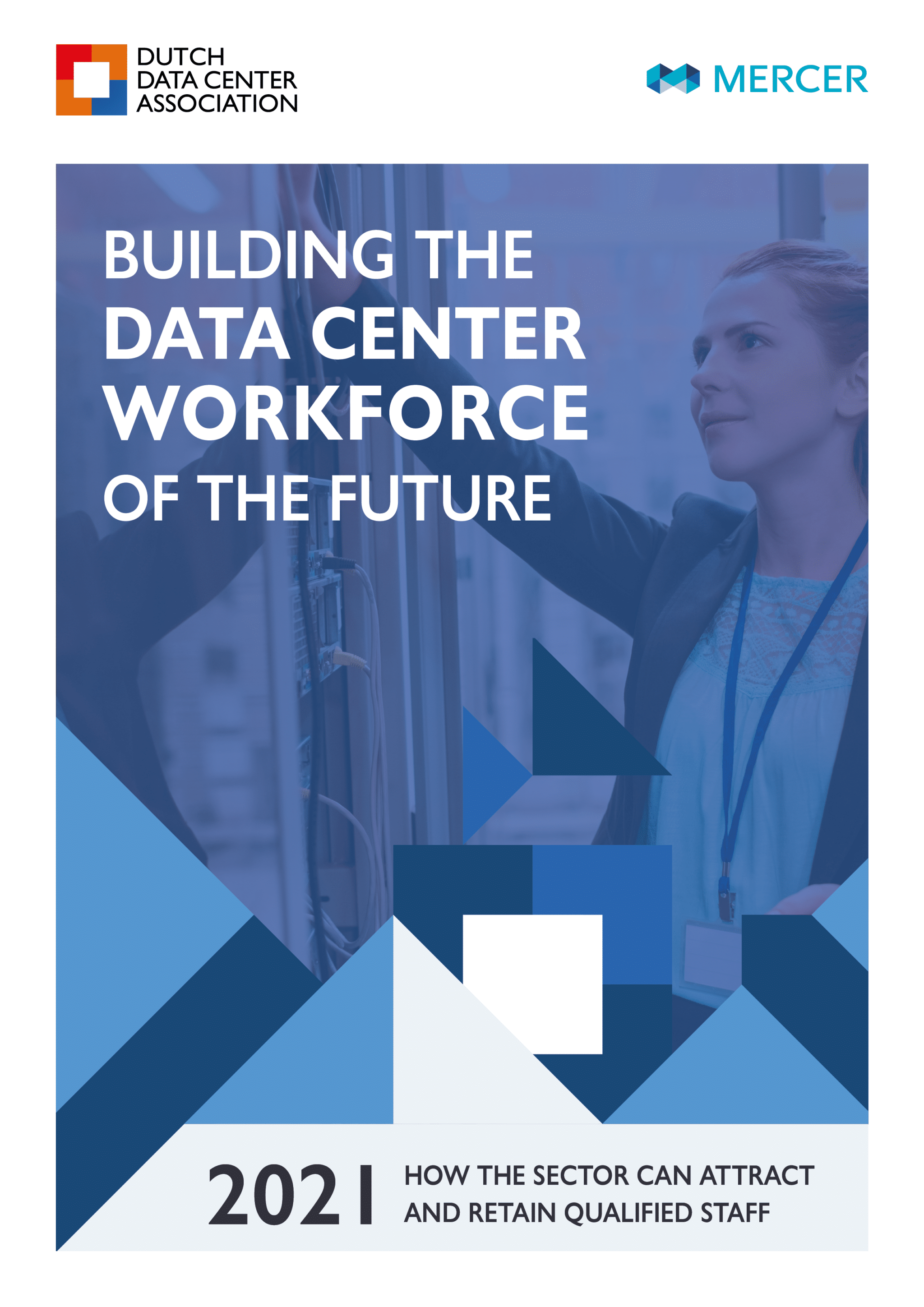 """DDA publishes """"Building the data center workforce of the future"""" 2021"""