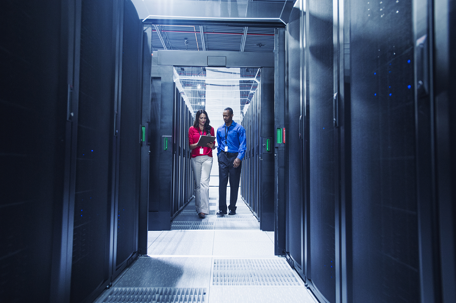 Blog   How Data Centers can Grow in a Sustainable Way and Boost Efficiency with the Right UPS